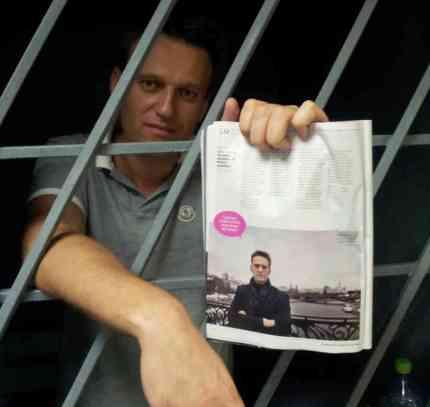 Navalny bars